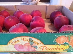 Peaches for me.