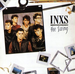 The  Swing (1984) was where I entered the world of INXS but it was their fourth album