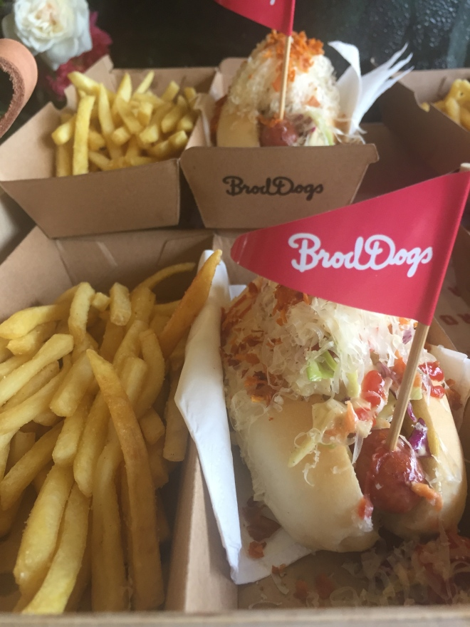 Brod Dogs