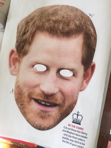 Bright eyes...