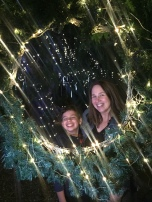 We finally saw the famous Christmas lights in Bissenberger Crescent, Kambah ACT