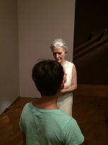 We took in the Hyper Real exhibtion at the National Gallery